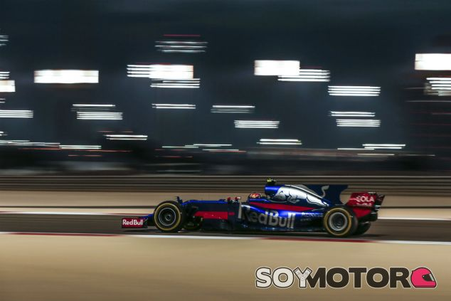 Toro Rosso en el GP de Baréin F1 2017: Sábado - SoyMotor
