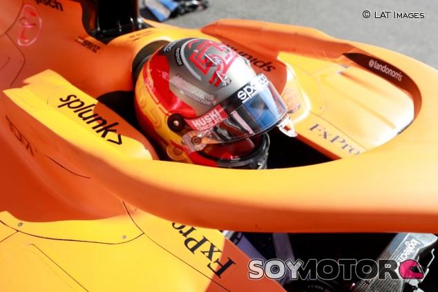 Carlos Sainz en pretemporada - SoyMotor.com