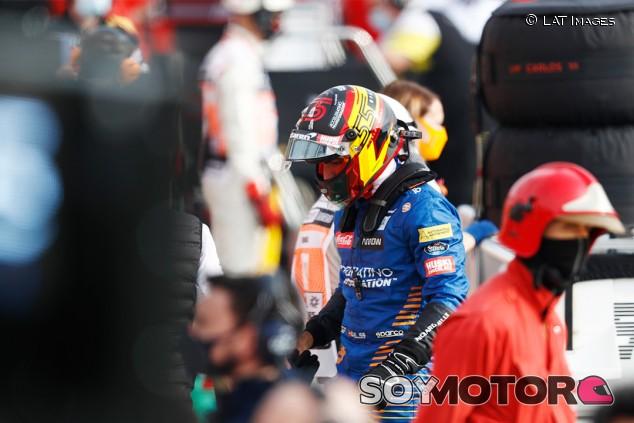 """Sainz: """"Los equipos grandes no se fijan sólo en los resultados"""" - SoyMotor.com"""