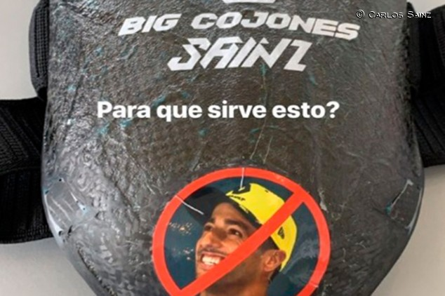 Carlos Sainz encuentra el 'arma' definitiva contra Renault - SoyMotor.com