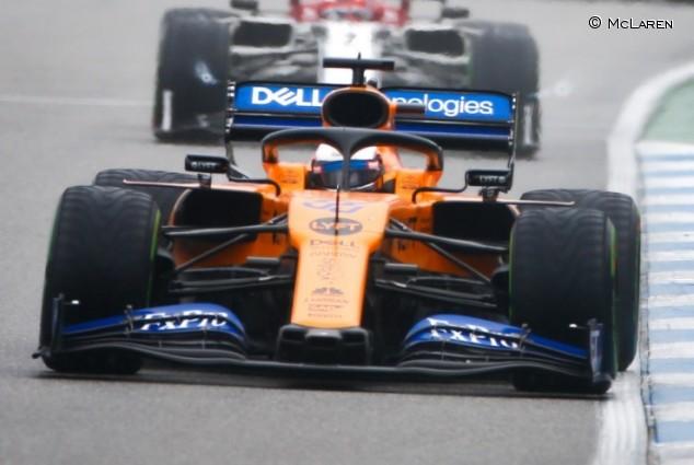 """Sainz quería el podio: """"Es raro terminar quinto y no sonreír del todo"""" - SoyMotor.com"""