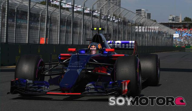 Toro Rosso en el GP de Australia F1 2017: Domingo - SoyMotor.com