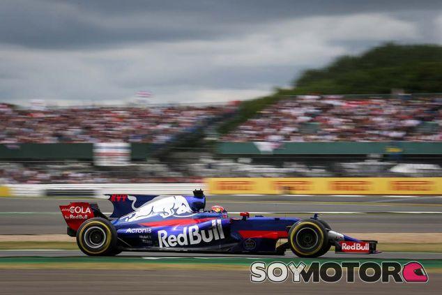 Toro Rosso en el GP de Gran Bretaña F1 2017: Domingo - SoyMotor.com