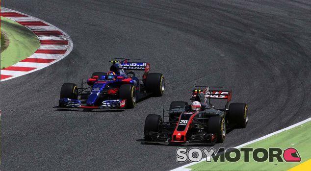 Toro Rosso en el GP de España F1 2017: Domingo - SoyMotor.com