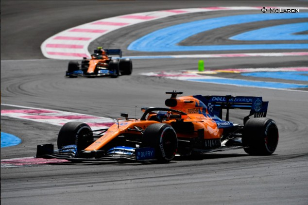 """Sainz controla en Francia con un sexto: """"Se cumplió lo que pedí"""" - SoyMotor.com"""