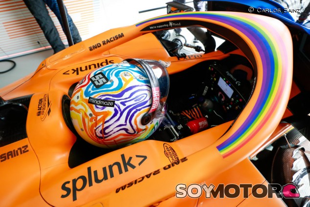 McLaren en el GP de Eifel F1 2020: Sábado - SoyMotor.com