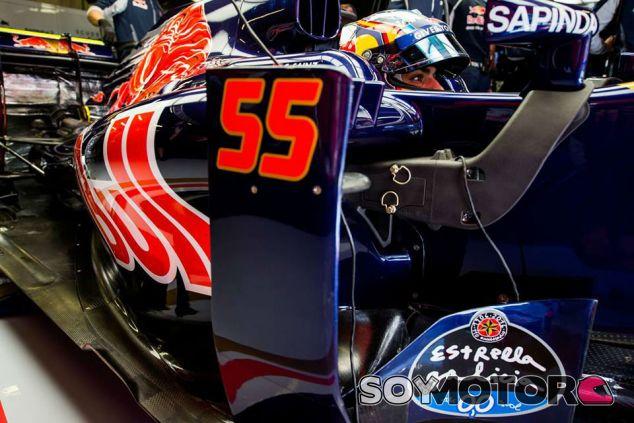 Carlos Sainz en Barcelona - LaF1