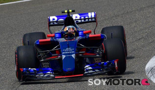 Carlos Sainz en China - SoyMotor