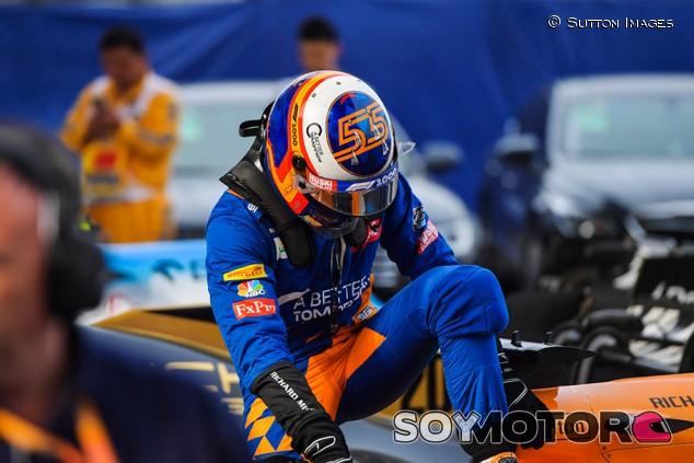"""Sainz: """"Aunque la tabla no lo muestre, estamos progresando"""" - SoyMotor.com"""