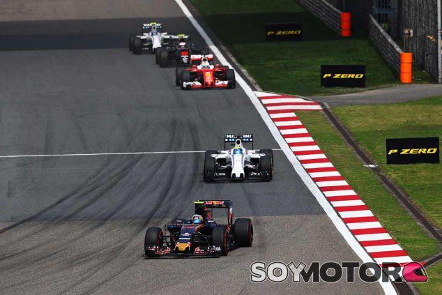 Carlos Sainz en China - LaF1