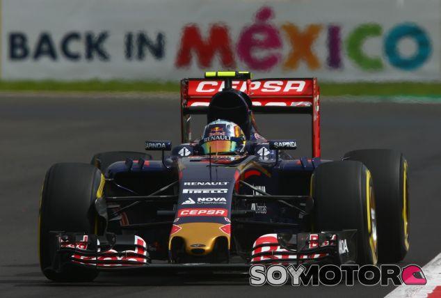 Sainz se queda fuera de la Q3 en el GP de México - LaF1