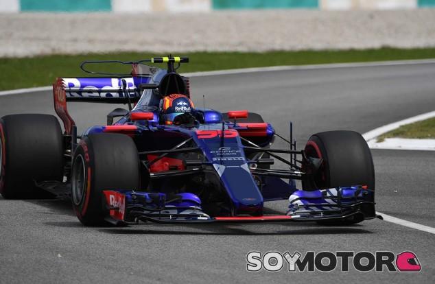 Carlos Sainz en Sepang - SoyMotor,com