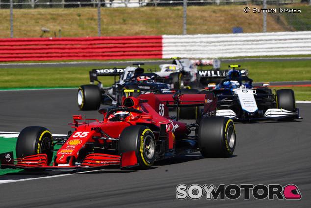 """Sainz: """"Russell ha cometido un error que me ha costado la clasificación"""" - SoyMotor.com"""