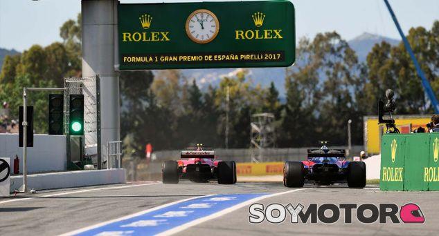 Toro Rosso en el GP de España F1 2017: Sábado - SoyMotor.com