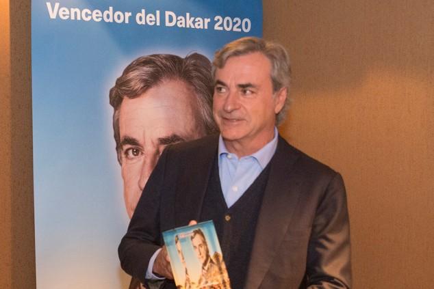 """Sainz correrá el Dakar 2021 """"sólo si hay un proyecto ganador"""" - SoyMotor.com"""