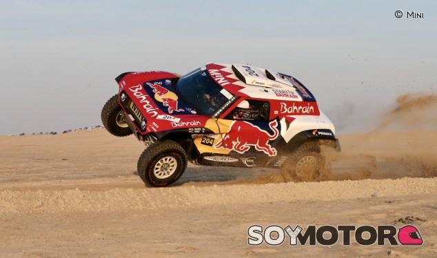 "Sainz y su objetivo para el Dakar 2020: ""Ganar"" - SoyMotor.com"