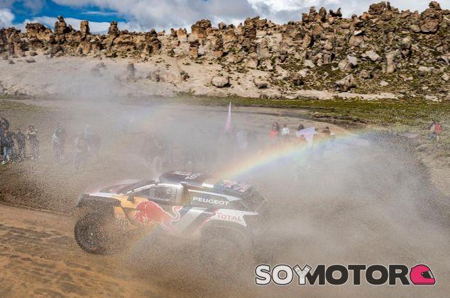 Carlos Sainz, hoy en el Rally Dakar - SoyMotor