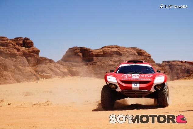 El Odyssey 21 del Acciona Sainz en Arabia Saudí - SoyMotor.com