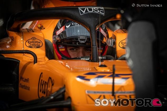 Carlos Sainz en el GP de Estados Unidos 2019 - SoyMotor.com