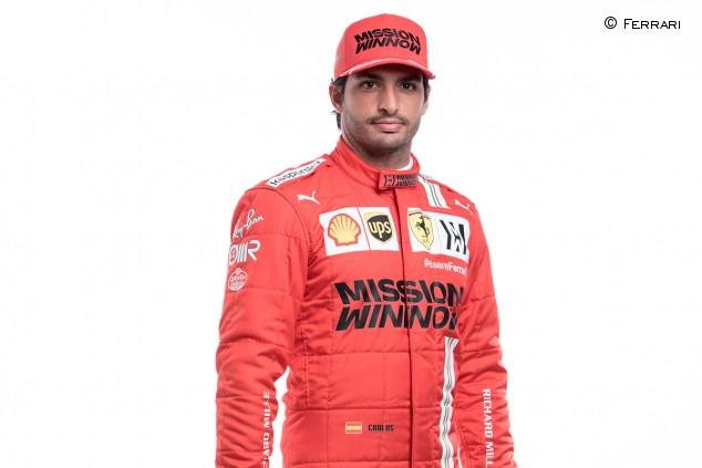 """Sainz: """"Mi objetivo es ser campeón y creo que Ferrari es el mejor lugar para lograrlo"""" - SoyMotor.com"""