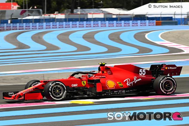 Ferrari no mostrará el logo de Mission Winnow en las carreras en la UE - SoyMotor.com