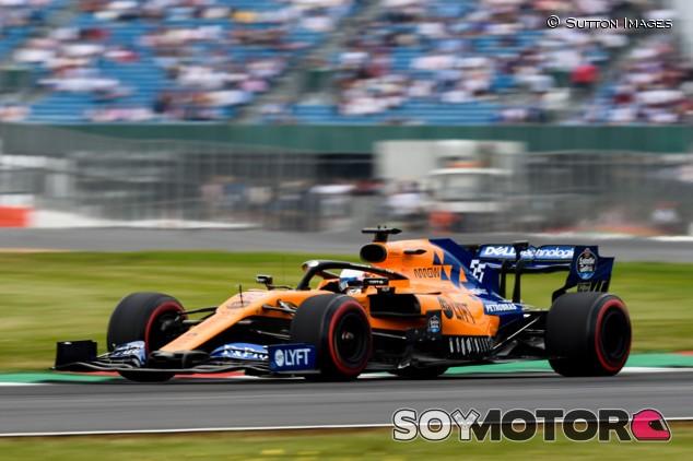 McLaren en el GP de Gran Bretaña F1 2019: Domingo - SoyMotor.com