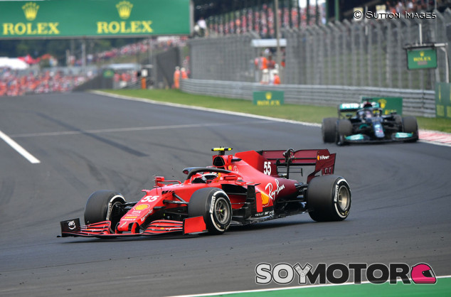 Carlos Sainz y la estrategia 'Juan Palomo' que vale un podio - SoyMotor.com