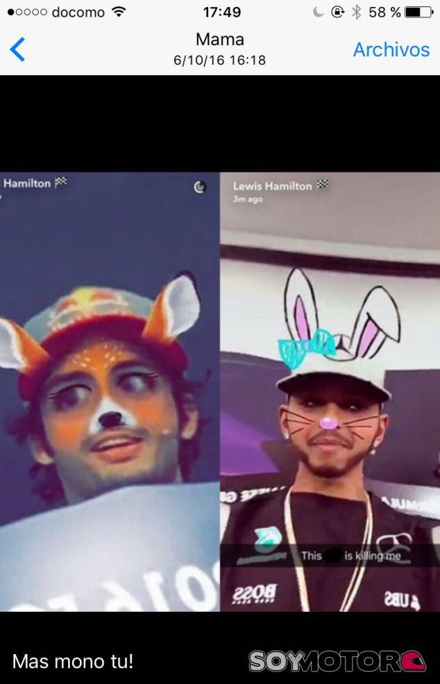 La respuesta de Sainz en Twitter - LaF1