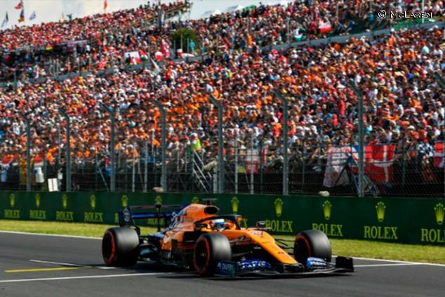 McLaren en el GP de Hungría F1 2019: Domingo - SoyMotor.com