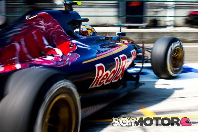 Toro Rosso amplía sus miras - LaF1.es