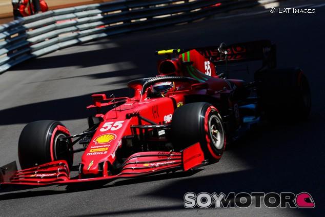 """Sainz, lleno de rabia; cuarto en Mónaco: """"Podía haber hecho la Pole"""" - SoyMotor.com"""