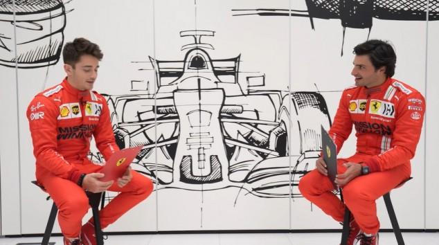 Sainz, Leclerc y un 'desafío' hasta Abu Dabi: ¿quién se bañará? - SoyMotor.com