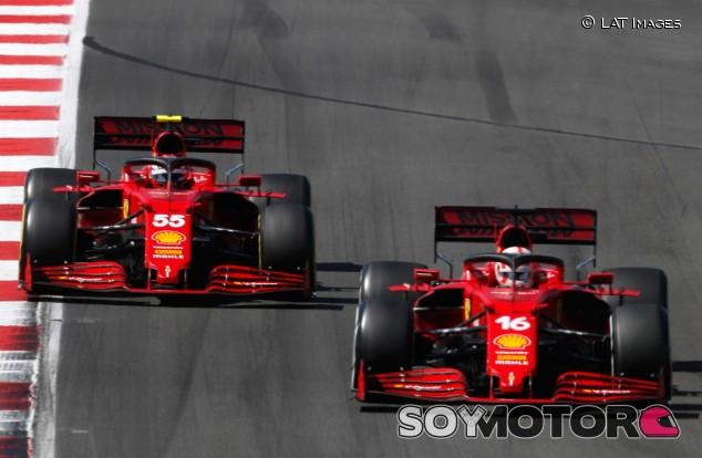 La avaricia rompió el saco: el GP anónimo de Ferrari en Portugal - SoyMotor.com