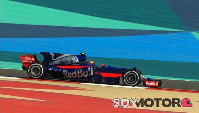 Toro Rosso en el GP de Baréin F1 2017: Viernes - SoyMotor.com