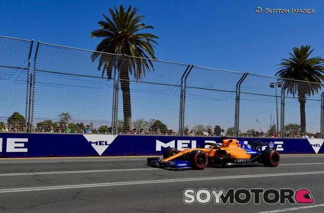 McLaren en el GP de Australia F1 2019: Viernes - SoyMotor.com