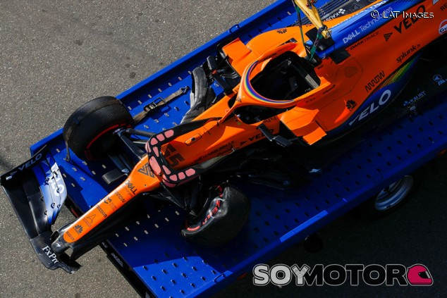 McLaren en el GP de Rusia F1 2020: Domingo - SoyMotor.com