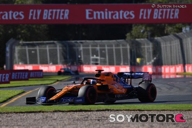 Carlos Sainz en Australia - SoyMotor