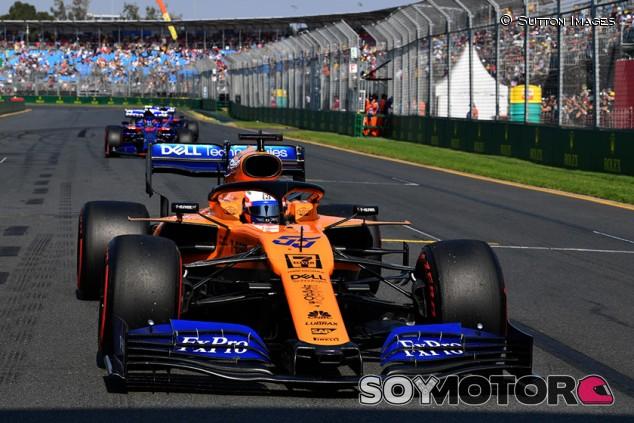Sainz da a McLaren la fórmula para evitar caer en la trampa de 2018 - SoyMotor.com