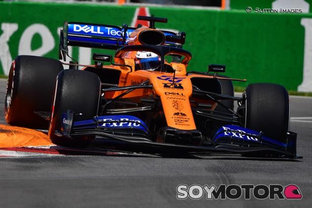 Sanción de tres posiciones para Sainz por molestar a Albon en Canadá - SoyMotor.com
