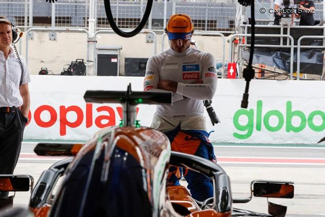 McLaren en el GP de Brasil F1 2019: Sábado - SoyMotor.com
