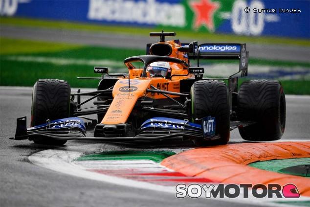 Carlos Sainz en el GP de Italia F1 2019 - SoyMotor.com