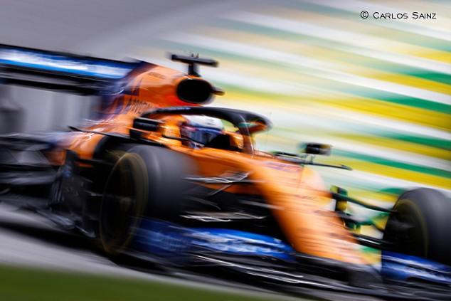 La remontada de Sainz en Brasil en un minuto: de último al podio - SoyMotor.com