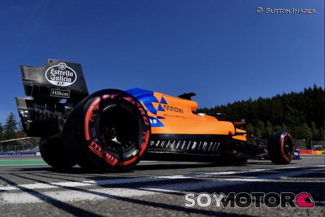 "Sainz no echa de menos Red Bull: ""Estoy feliz en McLaren"" - SoyMotor.com"