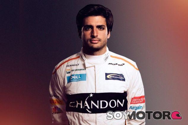 Carlos Sainz correrá con McLaren a partir de 2019 - SoyMotor