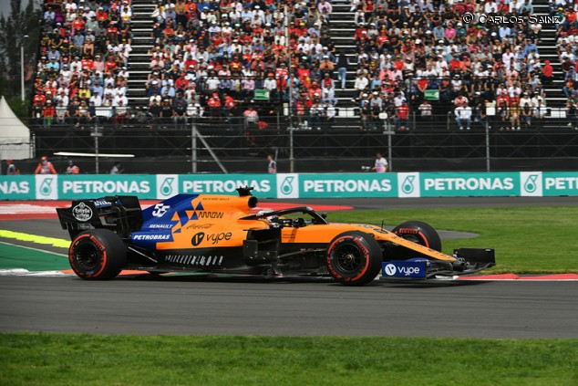 Sainz pide cambiar la regla que marca salir con el neumático de Q2 - SoyMotor.com