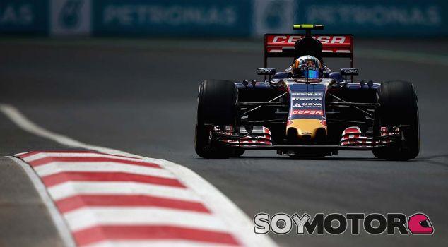 Carlos Sainz en el Autódromo - LaF1