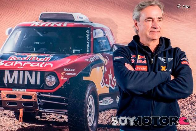 Carlos Sainz sigue con Mini y preparará el Dakar 2021 en Andalucía - SoyMotor.com