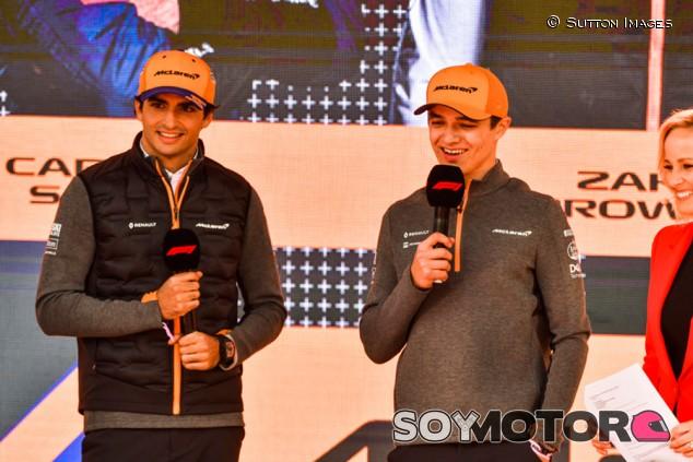 """Rosberg, sobre Sainz y Norris: """"No pueden ser amigos"""" - SoyMotor.com"""