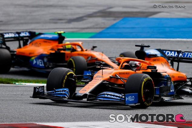 McLaren en el GP de Hungría F1 2020: Previo - SoyMotor.com