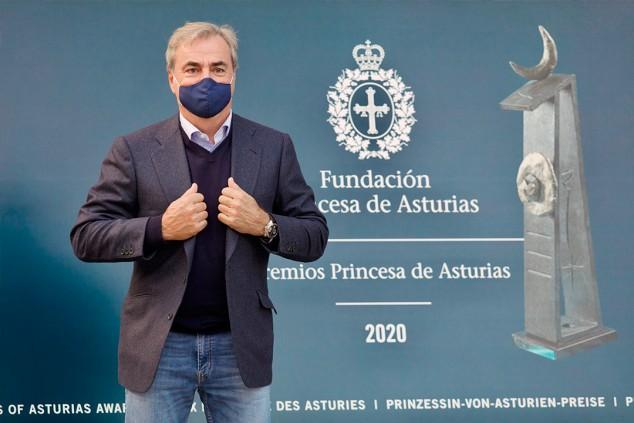 Sainz ya está en Asturias para recibir el Premio Princesa de los Deportes - SoyMotor.com